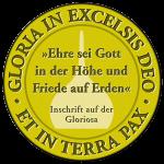 """Inschrift auf der """"Gloriosa"""""""